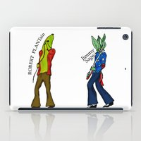led zeppelin iPad Cases featuring Led Zep by Pattavina