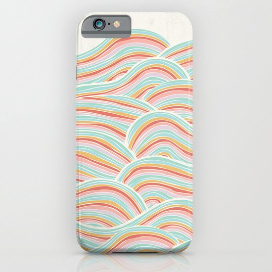 Summer Sea Waves iPhone & iPod Case