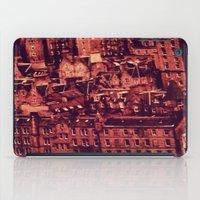 edinburgh iPad Cases featuring Edinburgh by Molly Smiles