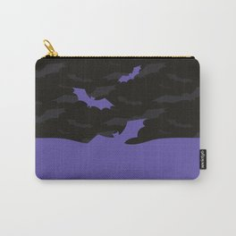 Flying Bats Carry-All Pouch