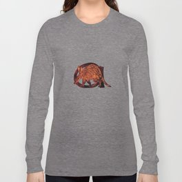 A is for Aardvark Long Sleeve T-shirt