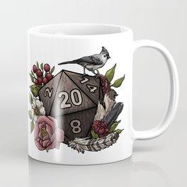 Druid Class D20 - Tabletop Gaming Dice Coffee Mug