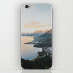Lake Atitlán II, Guatemala iPhone Skin