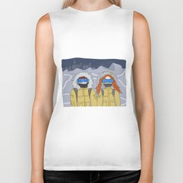 the day after tomorrow Biker Tank