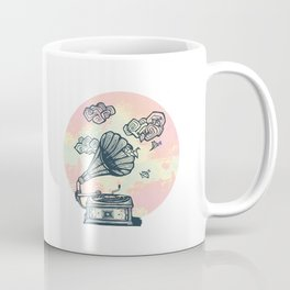 Dream Gramophone Coffee Mug