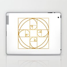 Golden Sprout Laptop & iPad Skin