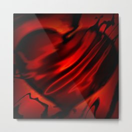 Energizing Passion Metal Print