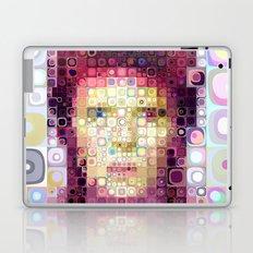 David Bowie Laptop & iPad Skin