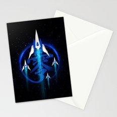 Fox Team Zero Stationery Cards