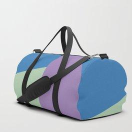Color block #7 Duffle Bag
