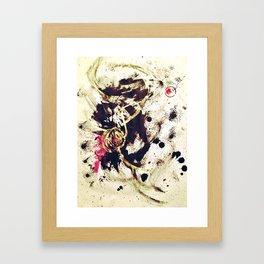 Shorted. Framed Art Print