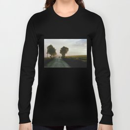 Drive into the Mist Long Sleeve T-shirt