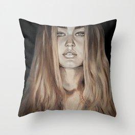 Jasmin Throw Pillow