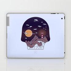Skull Pier Laptop & iPad Skin