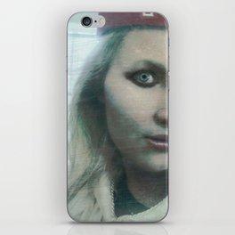 "VAMPLIFIED ""Asylum Nurse"" iPhone Skin"