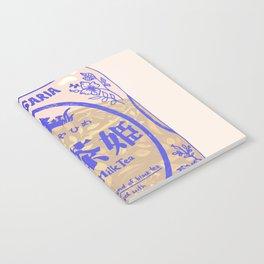 Royal Tea Notebook