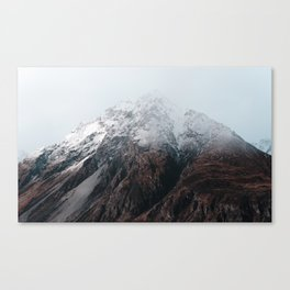 Summit Longing Canvas Print