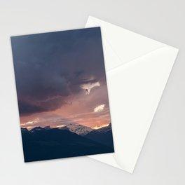 Sharp Edge Stationery Cards