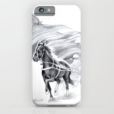 Trotting Up A Storm iPhone 6s Slim Case