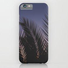 Sunset Silhouette Slim Case iPhone 6s
