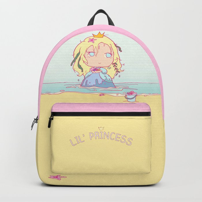 Lil' Sea Princess Backpack