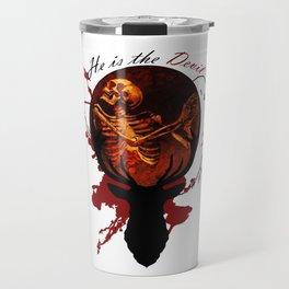 He is the Devil Travel Mug