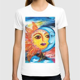 Sun and Moon United T-shirt