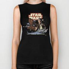 Chewie, We're Home Biker Tank
