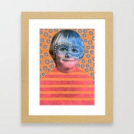 Kurt Series 006 Framed Art Print