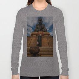 Huay Mongkol Temple Long Sleeve T-shirt