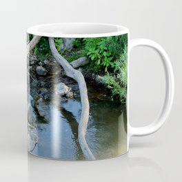 Little Stream in the Forest Coffee Mug