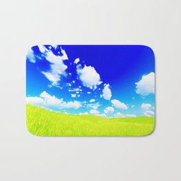 Anime Sky 5 Bath Mat