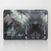 scream iPad Cases featuring Scream by Lil'h
