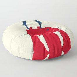Penguin & Walrus Floor Pillow