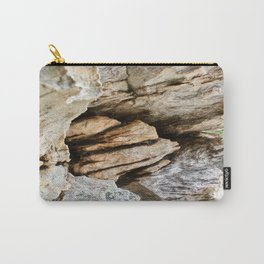 Whack a Rock Carry-All Pouch