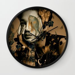 Lowkey | Kai Wall Clock