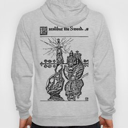 Excalibur the Sword Hoody