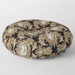 Baroque Repeat Floor Pillow
