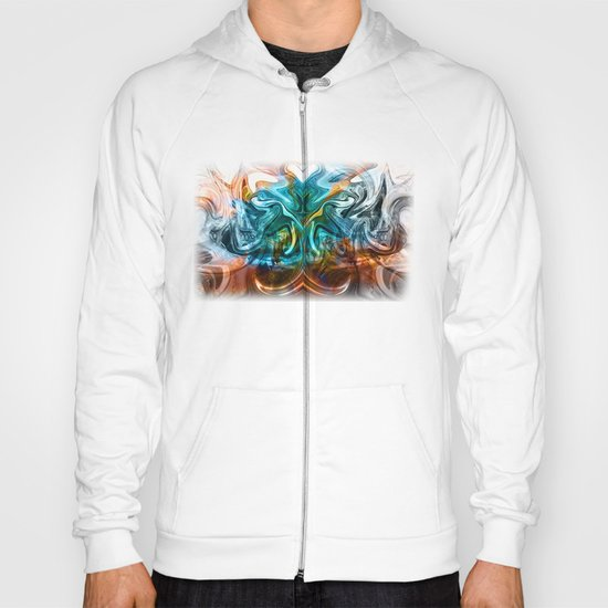 liquified time Hoody