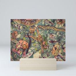 Cyberpunk : Rêv'olution Mini Art Print