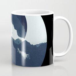 Dark Peaks  Coffee Mug