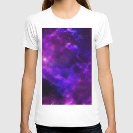 Galaxy Nebula Space Sky T-shirt