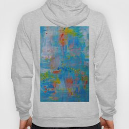Colorful Abstract Wall Art, Vibrant colors, Contemporary home decor Hoody