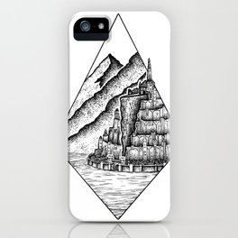 The White City iPhone Case