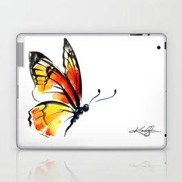 Monarch No. 3 by Kathy Morton Stanion Laptop & iPad Skin