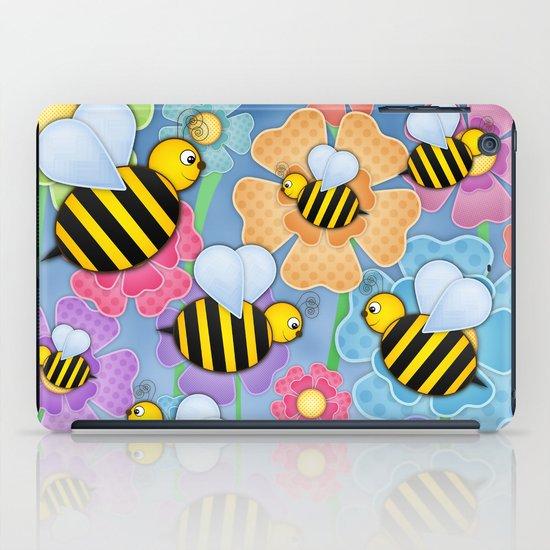 Busy Buzzers. iPad Case