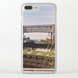 The High Line, New York Clear iPhone Case