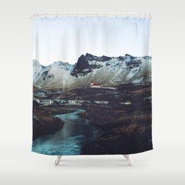 Iceland // Vik Shower Curtain