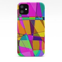 we believe in color iPhone Case