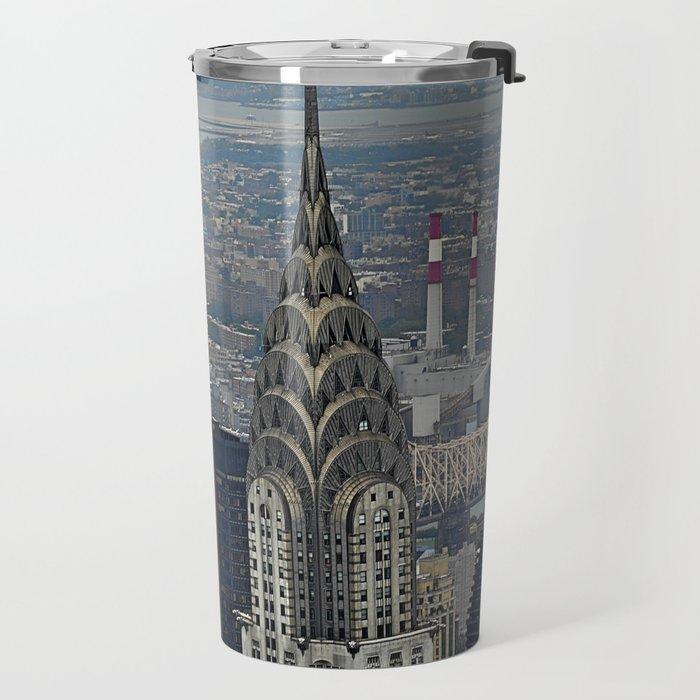 Miles of NYC Travel Mug